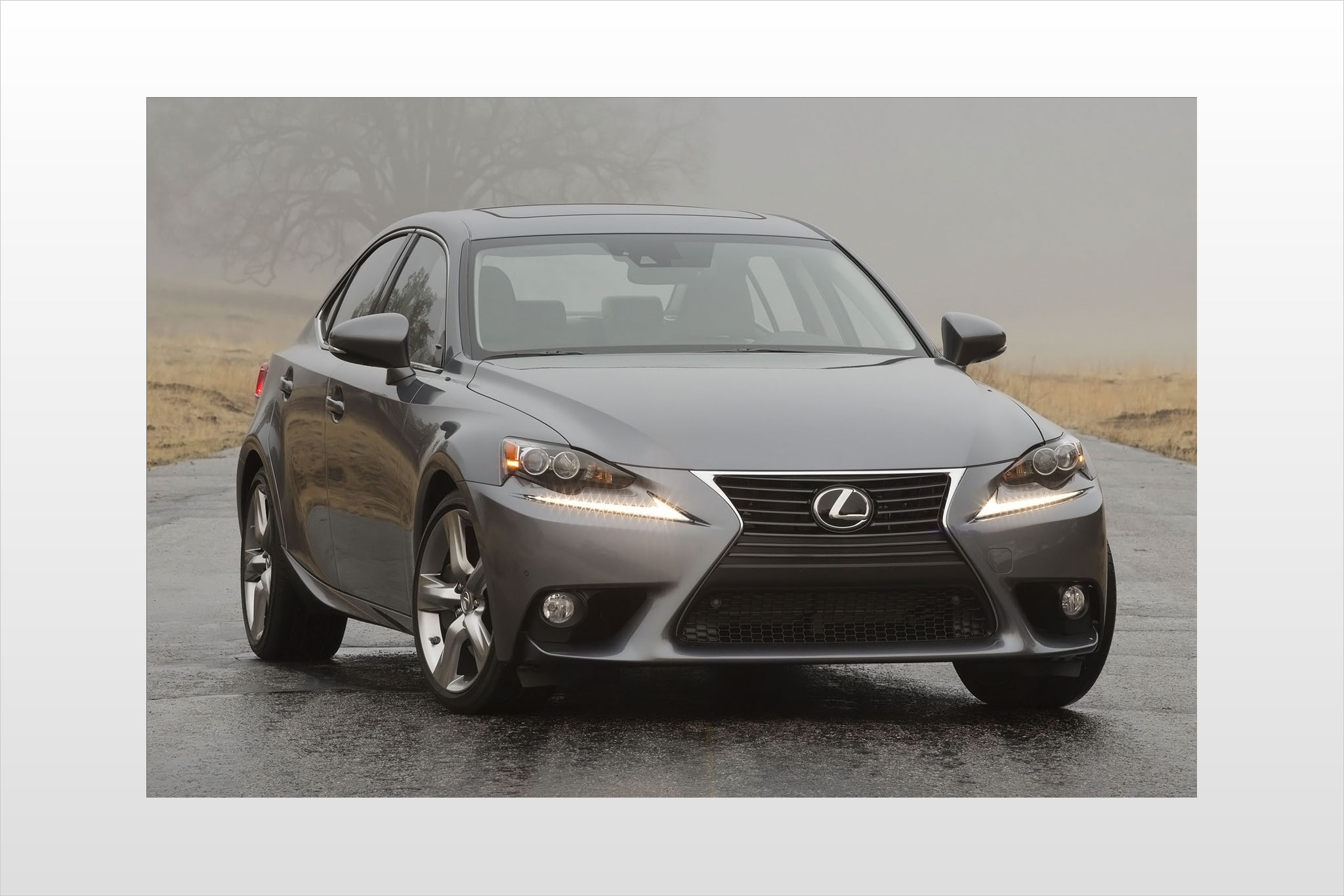 2014 Lexus IS 350 Information and photos ZombieDrive