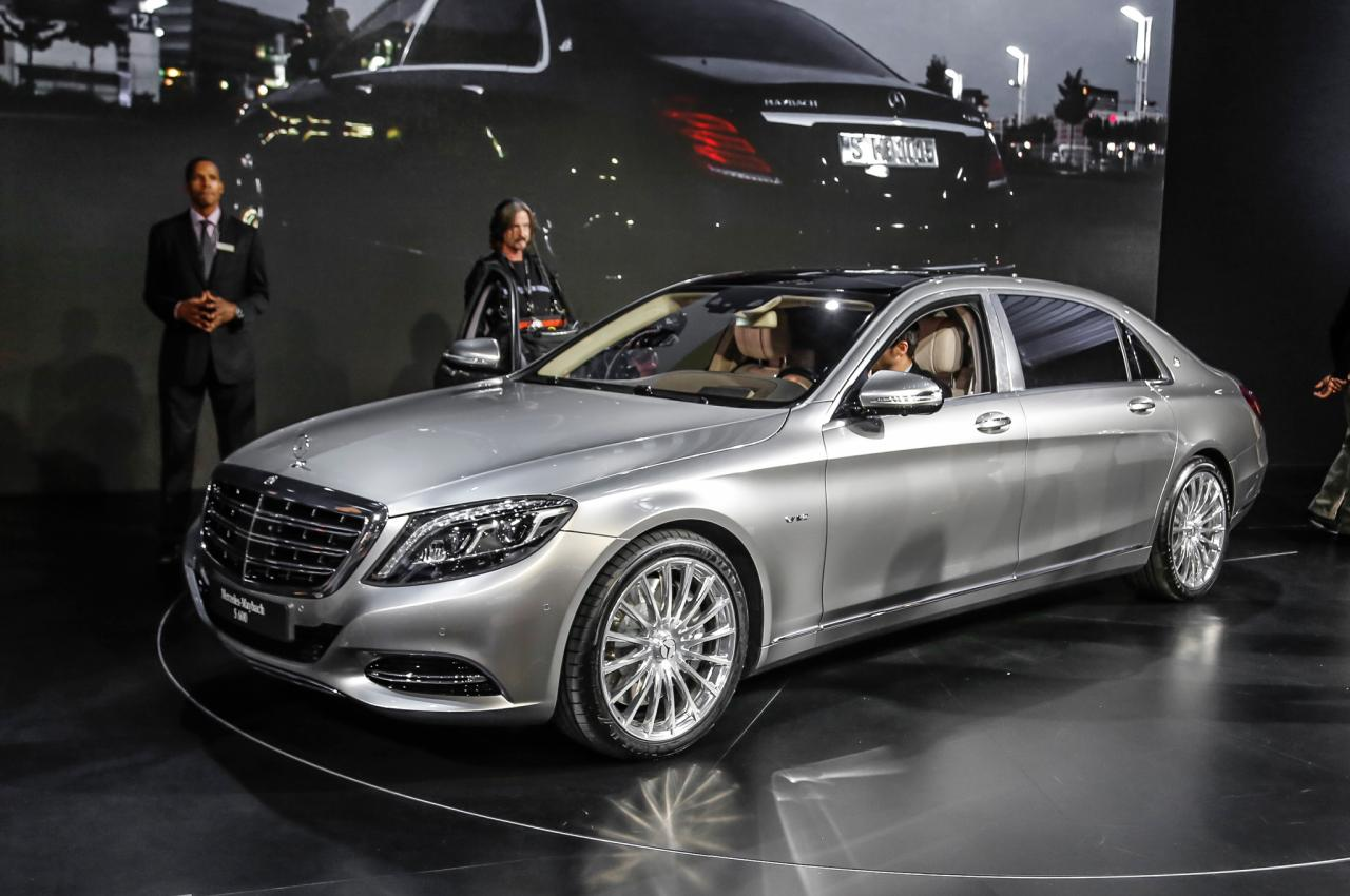 2016 Mercedes Benz S Class Information And Photos