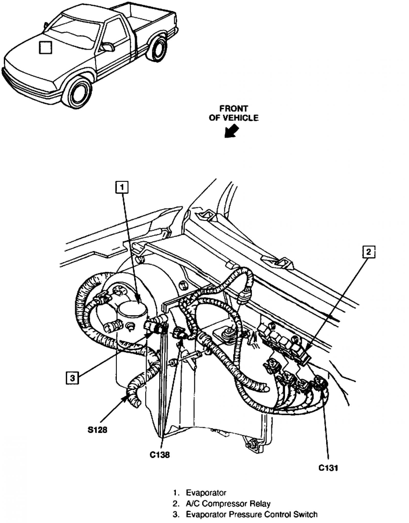 1994 gmc sonoma information and photos zombiedrive 94 toyota camry wiring diagram 800 1024 1280 1600