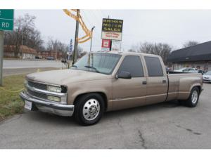 1996 Chevrolet CK 3500 Series  Information and photos  ZombieDrive