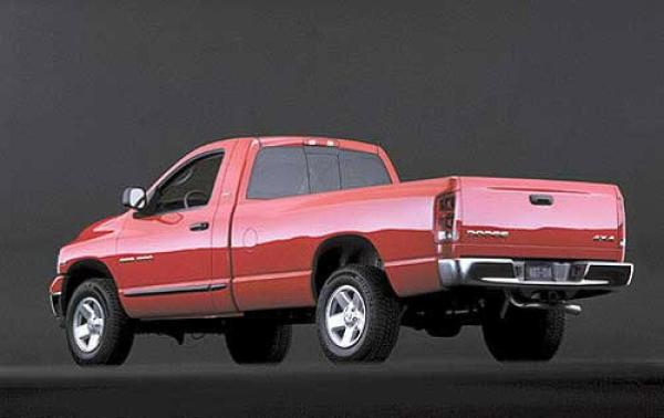 2003 Dodge Ram Pickup 1500 Information and photos