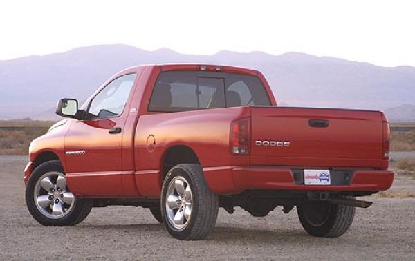 2005 Dodge Ram Pickup 2500 Information and photos