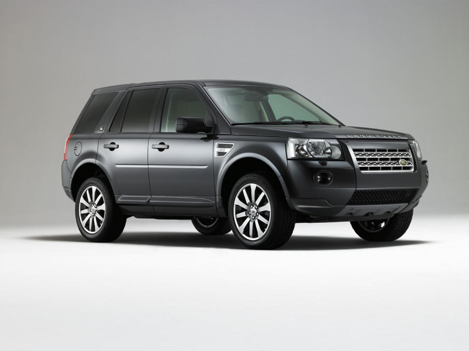 2009 Land Rover LR2 Information and photos ZombieDrive