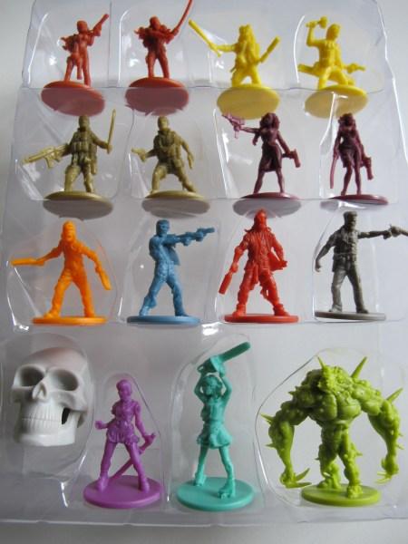 Figurines TCM