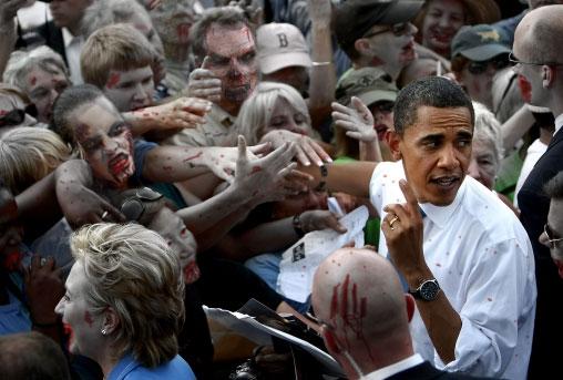 Zombie Government