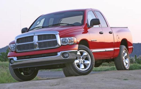 2005 Dodge Ram Pickup 1500 Information and photos