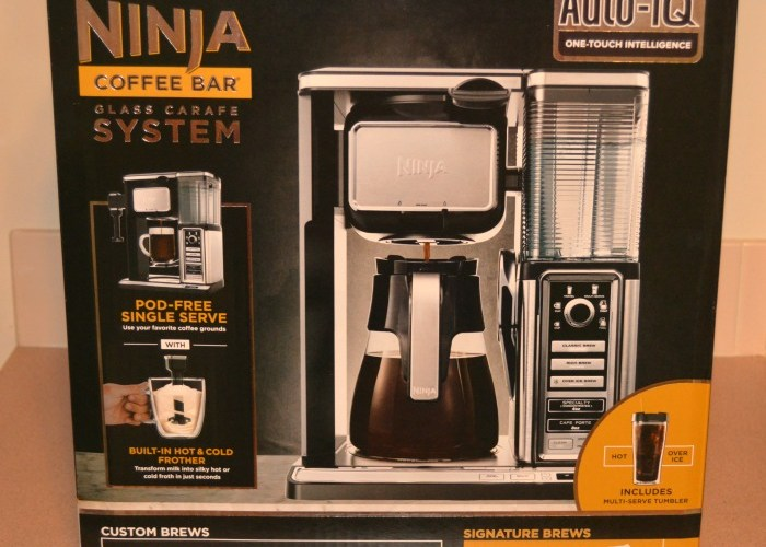 Ninja Coffee Bar Helps You Serve Drinks In Style