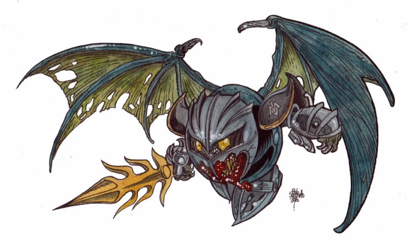 Zombie Art : Meta Knight Zombie! Zombie Art by Rob Sacchetto