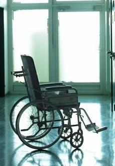 Zombie Wheelchair