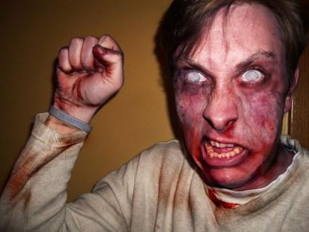 Brendan Riley Zombie