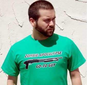 Zombie Hero T-Shirt