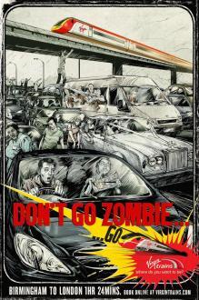 Zombie Train