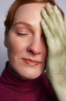 Zombie Hand Stress