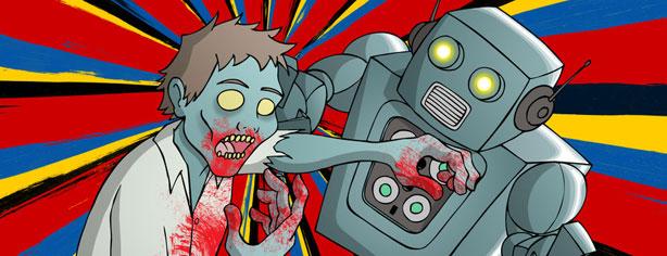 zombie-robot