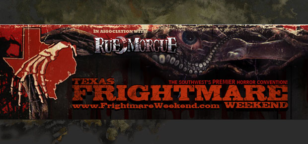 TEXAS FRIGHTMARE IS ZOMBIE PACKED