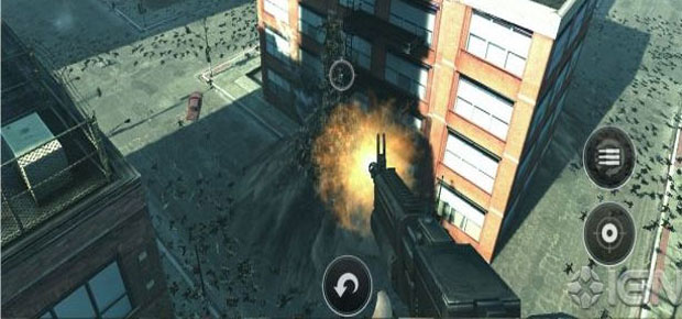 WORLD WAR Z MOBILE GAME TRAILER