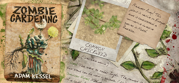 FORAGING FOR YOUR LIFE: ZOMBIE GARDENING