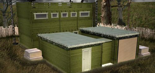 TOUR OF $113K ZOMBIE FORTIFICATION CABIN