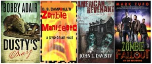 REVENGE OF THE ZOMBIE AUTHORS ROUNDTABLE -PART 2