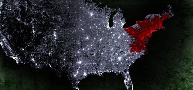 INTERACTIVE ZOMBIE APOCALYPSE MAP