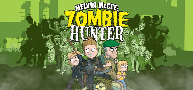 MELVIN McGEE: ZOMBIE HUNTER REVIEW