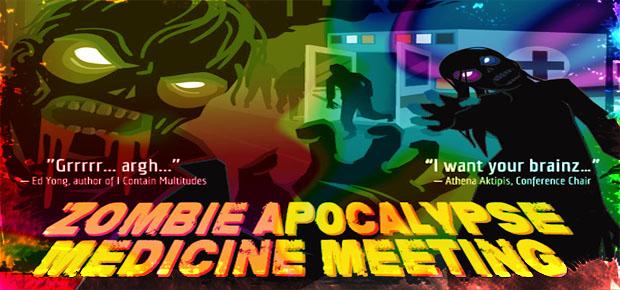 ZOMBIE APOCALYPSE MEDICINE MEETING