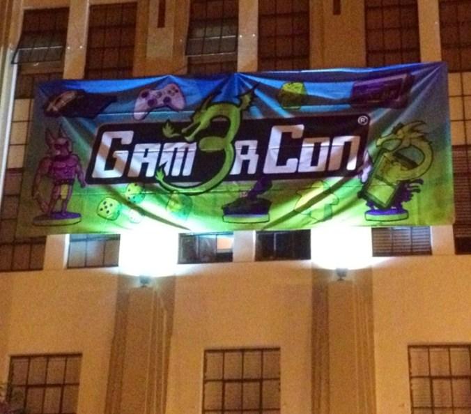 Gam3rcon Banner