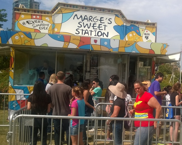 Marge's Sweet Station