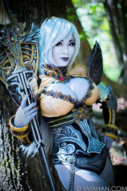 Dark Elf - Lineage 2 Photo Courtesy: Elysiam Entertainment