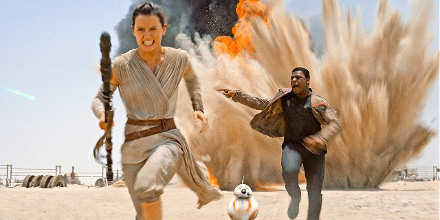 Star Wars: The Force Awakens run