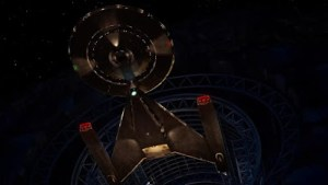 Star Trek Discovery USS Discovery NCC-1031 ventral