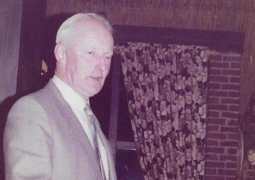 Ode Aan Harm Boer (1920-1995)