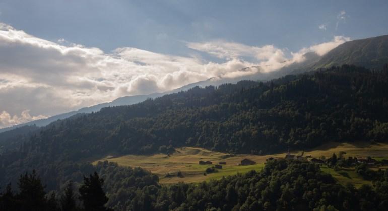 Dans le coin des Dolomites