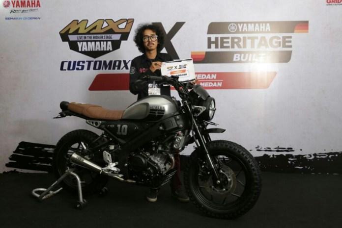 Digital Custom All New NMax 155