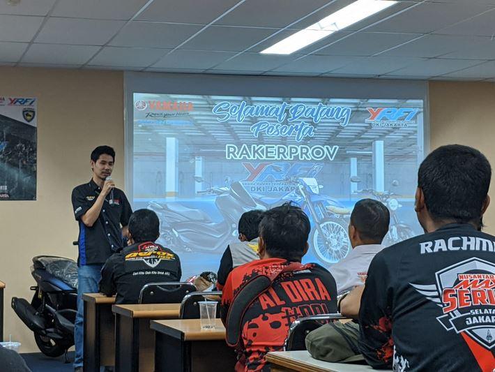 Rakerprov YRFI DKI Jakarta