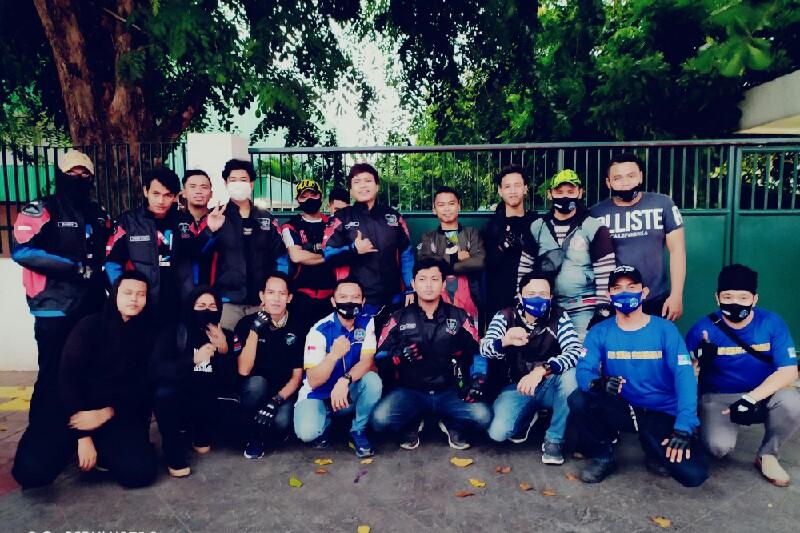 Jakarta Aerox155 Club Berbagi