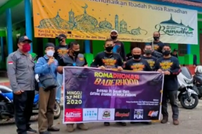 Romadhonasi Baderhood Bandung Raya