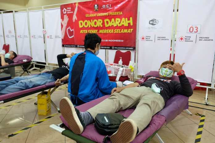 New Normal Poci Donor Darah