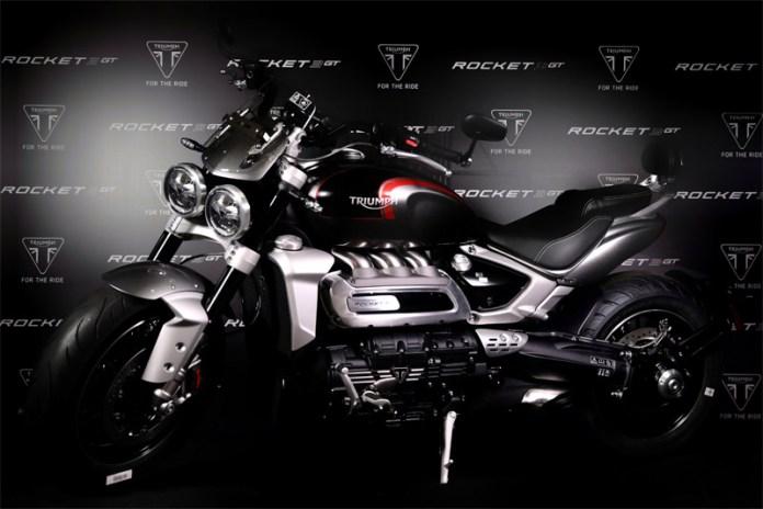 Triumph Motorcycles Rocket 3R