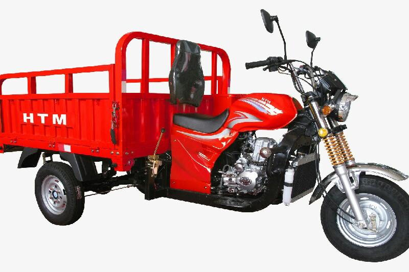 Motor Roda Tiga HTM Gajah