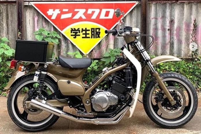 Bebek 250cc