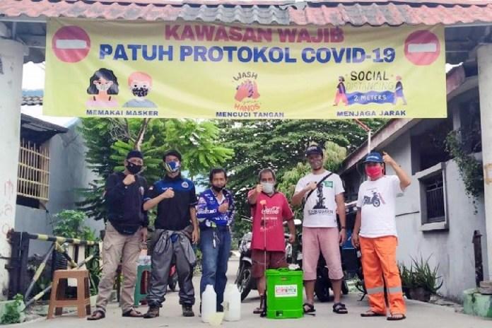 Aksi Sosial SMC Bekasi