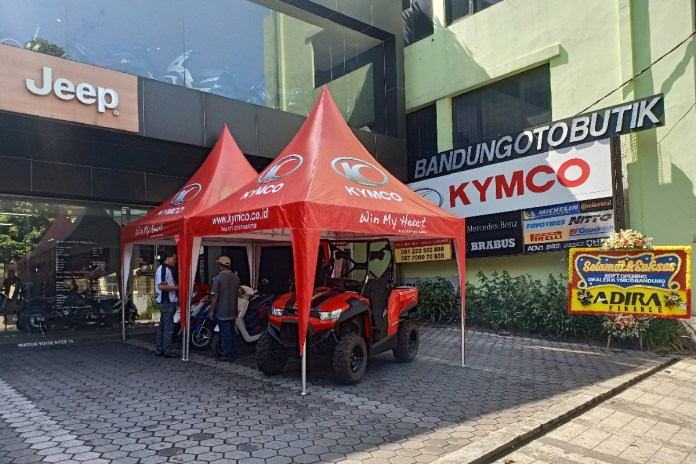 Authorized Dealer Kymco