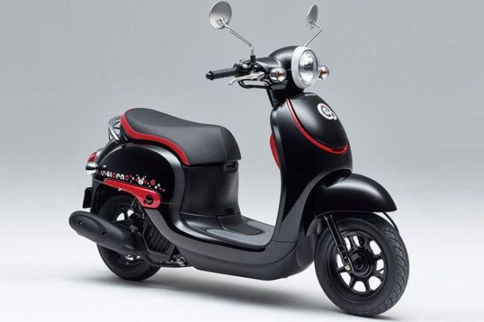 Honda Giorno - Garansi Motor