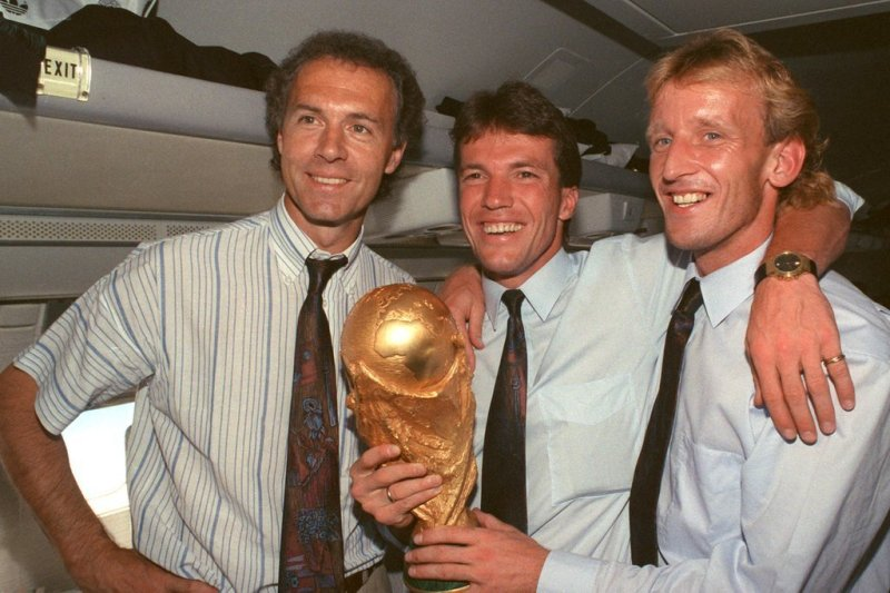 Beckenbauer, Matthaus, Brehme
