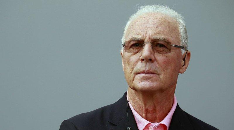 Beckenbauer ai giorni d'oggi.