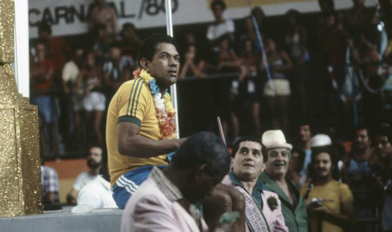 Garrincha al Carnevale del 1980