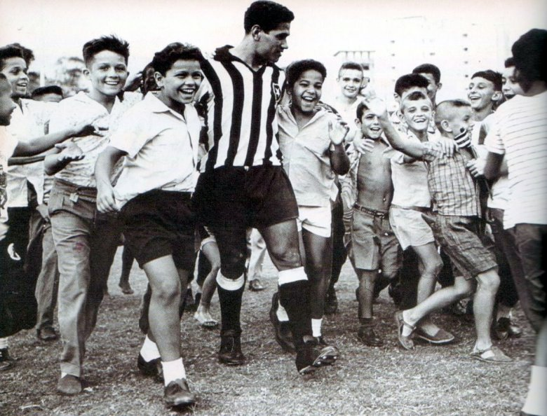 Garrincha, alegria do povo