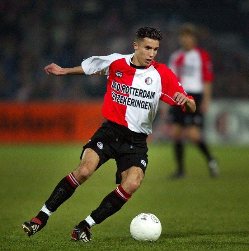 Feyenoord Van Persie