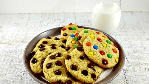 Soft Batch Cookies - Small Batch soft and gooey, yum!